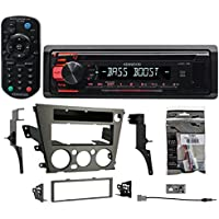 2005-2009 Subaru Legacy Kenwood CD Player Receiver Stereo MP3/Aux+Remote