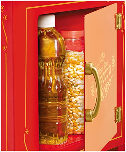 082677135100 - Nostalgia CCP510 53-Inch Tall Commercial 6-Ounce Kettle Popcorn Cart carousel main 2
