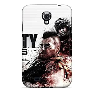 PamelaSmith Samsung Galaxy S4 Scratch Resistant Hard Cell-phone Case Support Personal Customs High Resolution Call Of Duty Ghosts Pictures [WMU3559QICu]