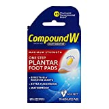Compound W Wart Removal Plantar Pad