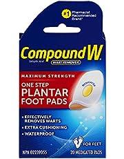 Compound W Pad Remover