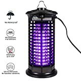 Bug Zapper Electric Indoor Insect Killer, Sepanda Pest Repeller Control with UV LED