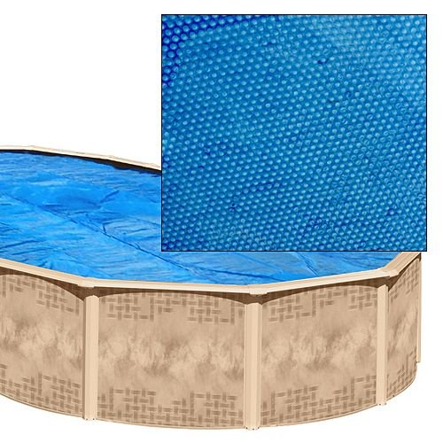 Swimming Pool Solar Cover 18x12ft Oval