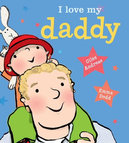 Love My Daddy Board Book product image