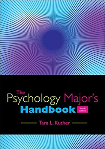 Amazon the psychology majors handbook 9781305118430 tara the psychology majors handbook 4th edition fandeluxe Images