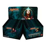 MTG Magic the Gathering: Conspiracy Take the Crown Booster Box [36 Packs]