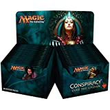 MTG Magic Conspiracy Take the Crown Booster Box PREORDER Ships On August 26th 【北米版】