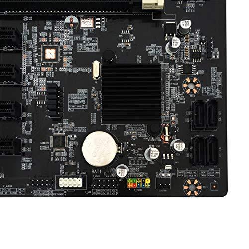 FancyswES8eety H81-Btc Placa Madre DDR3 1150 Tarjeta 6 Junta ...