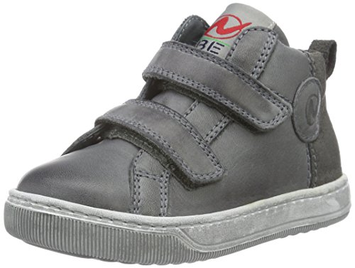Naturino Jungen Play Hohe Sneakers, Grau (_9102), 34 EU