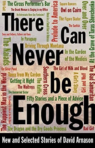 book cover of There Can Never Be Enough