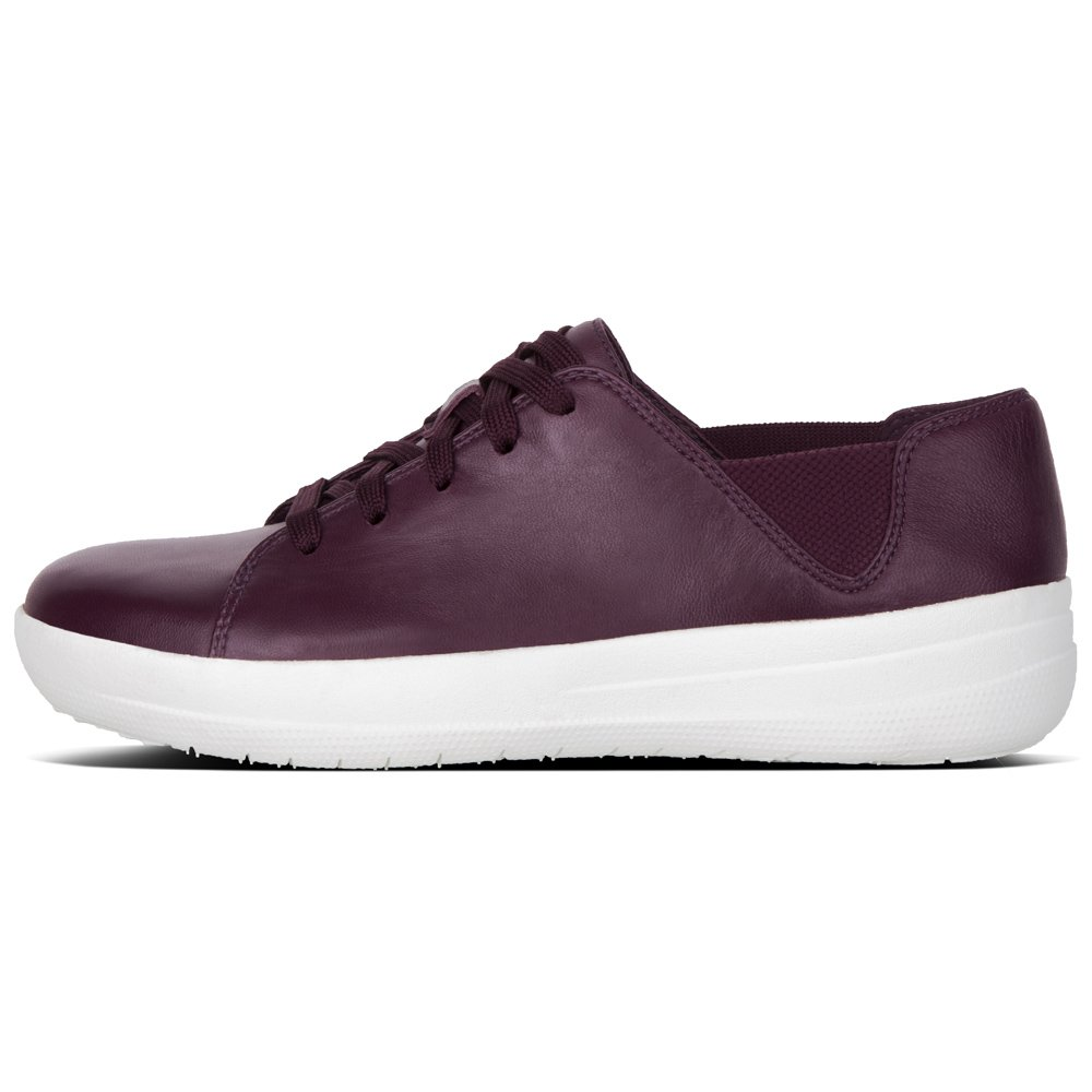 Fitflop F-Sporty Laceup Sneaker, Zapatillas para Mujer