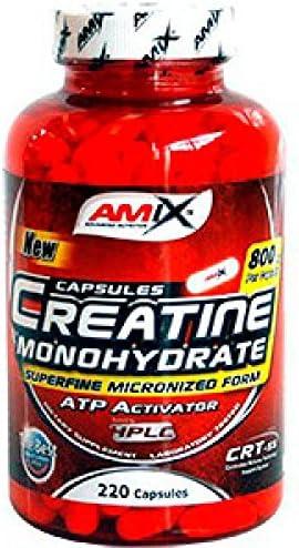 CREATINE MONOHYDRATE 220 CAPS