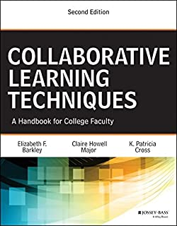 Collaborative Learning Techniques Book Cover