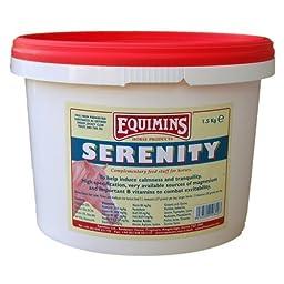 Equimins Horse Supplement Serenity 1.5Kg Tub