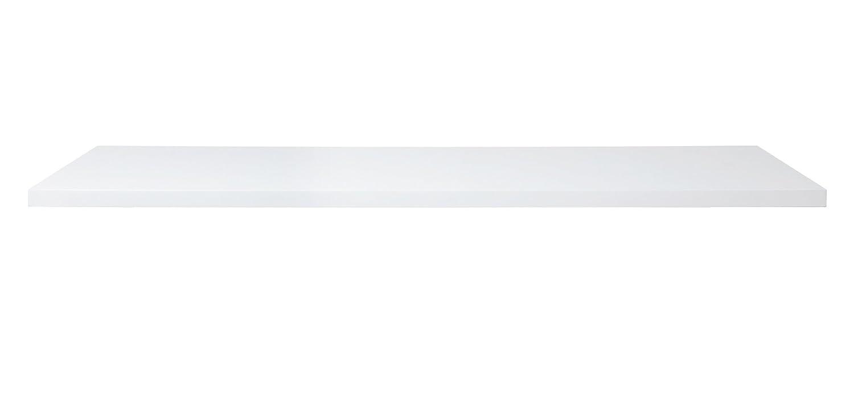 あずま工芸 ダイニングテーブル BIANCO(ビアンコ) 180cm幅 ホワイト 天板のみ TDT-1321(1/2) B07B7QZXH7