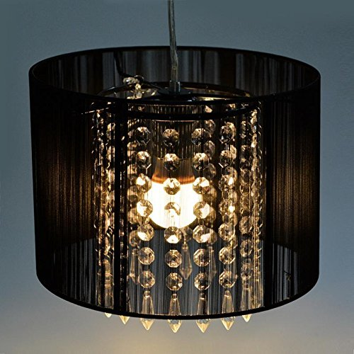 Kaluo Modern Romantic Chandelier Ceiling Lamp Light for Living Room, Study Room, Hallway, Bar, Kitchen, Dining Room, Kids Room by Kaluo (Image #5)