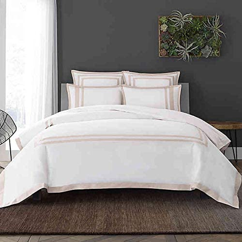 Amazon Com Bed Bath Beyond Wamsutta Hotel Border Micro Cotton