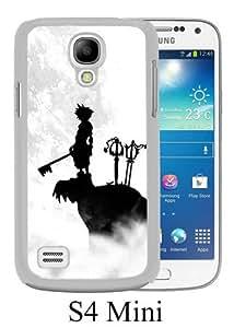 kingdom hearts White Newest Customized Samsung Galaxy S4 Mini Phone Case