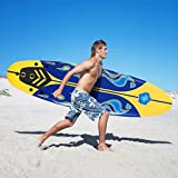 Giantex 6' Surfboard Surfing Surf Beach Ocean