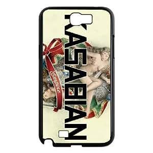 Samsung Galaxy N2 7100 Cell Phone Case Covers Black Kasabian QD9350133