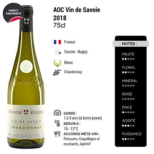 Vin-de-Savoie-Grande-Rserve-Chardonnay-Blanc-2018-Maison-Perret-Vin-AOC-Blanc-de-Savoie-Bugey-Cpage-Chardonnay-Lot-de-6x75cl