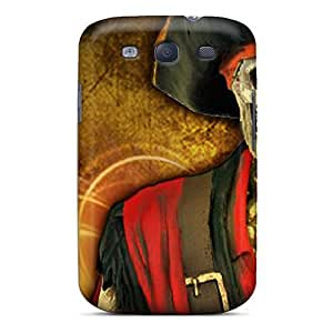 Defender Case With Nice Appearance (pirate) For Galaxy S3