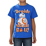 Mad Engine boys Star Wars Episode 7 BB-8 Roll With It Boys T-Shirt Large (7)