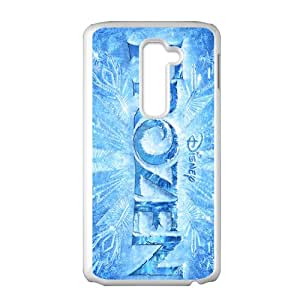 Frozen Snowflake Cell Phone Case for LG G2