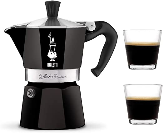 Amazon.com: Bialetti Moka Express 3 Cup Espresso Maker ...