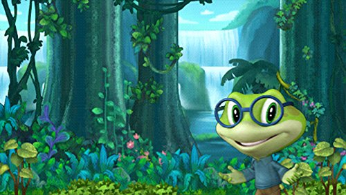 LeapFrog Learning Game Letter Factory Adventures for LeapPad tablets and LeapsterGS The Rainforest 80-39157E