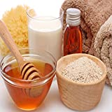 OATMEAL MILK & HONEY FRAGRANCE OIL - 16 OZ/1 LB - FOR CANDLE & SOAP MAKING BY VIRGINIA CANDLE SUPPLY WITH WITHIN USA