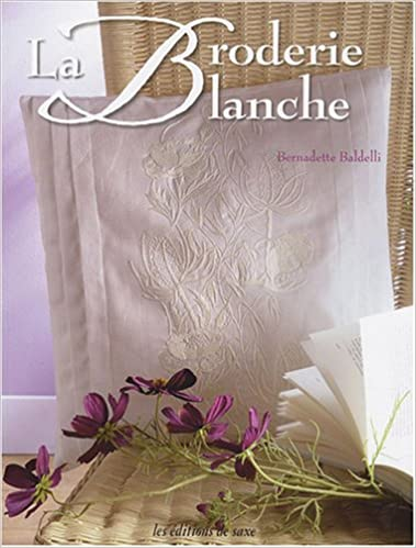 Livres La Broderie Blanche epub pdf