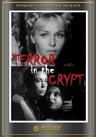 Amazon Com Terror In Crypt By Adriana Ambesi Adriana Ambesi