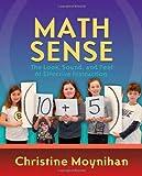 Math Sense, Christine Moynihan, 1571109420