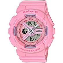 CASIO Baby-G Pink Bouquet Series BA-110-4A1JF WOMENS JAPAN IMPORT