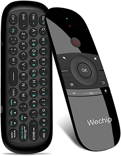 WeChip W1 Remote 2 4G Wireless Keyboard Multi