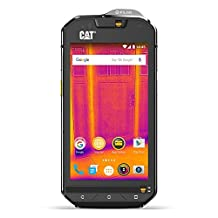 CAT PHONES S60 Rugged Waterproof Smartphone with integrated FLIR camera