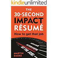 The 30-Second Impact Résumé
