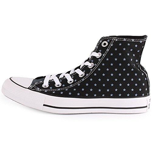Chuck All Lona nbsp;– Unisex Taylor Blanco Star Y nbsp;zapatos Negro Converse De HpdxOwqHE