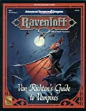 Van Richten's Guide to Vampires, James Lafountain, 1560761512