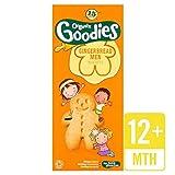 Organix Goodies Organic Gingerbread Men - 135g (0.3lbs)
