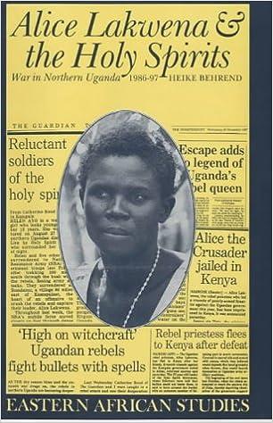 Amazon | Alice Lakwena and the...