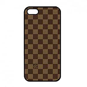 New Fresh Style Louis With Vuitton Phone Funda For iPhone 5/ iPhone 5s Hardshell Protective