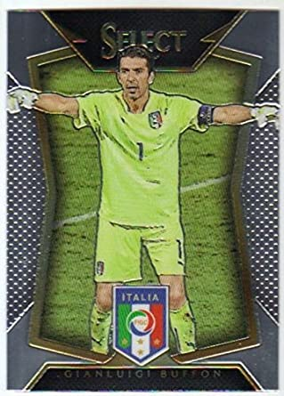 premium selection 25f8b 0cb68 Amazon.com: Soccer Soccer 2015 Panini Select #46 Gianluigi ...