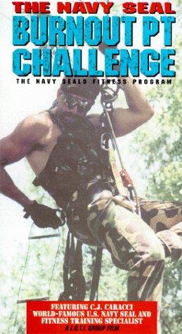 Amazon com: Navy Seal Burnout Pt Challenge [VHS]: Navy Seal Burnout