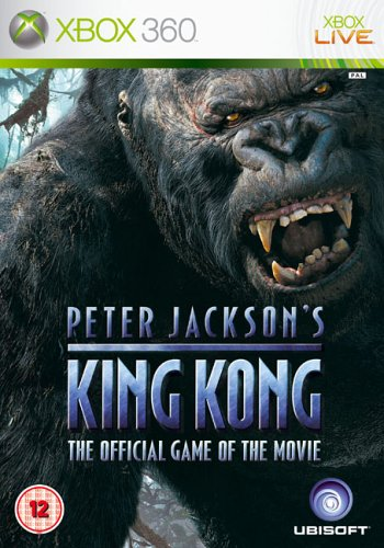 Peter Jackson's King Kong: The Official Game of the Movie (Xbox 360) ()