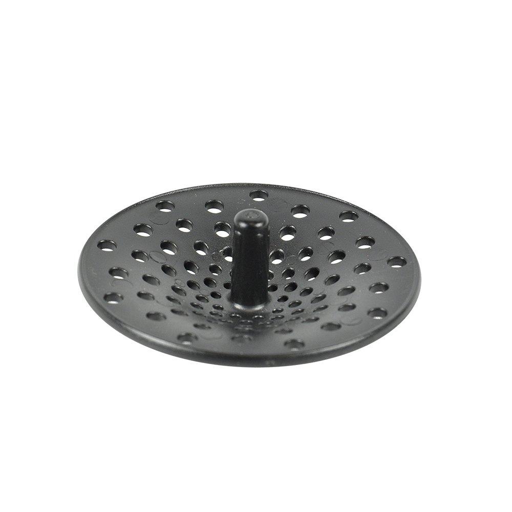 DANCO Kitchen Sink Garbage Disposal Strainer, 3-1/4 inch, Black, 1 ...