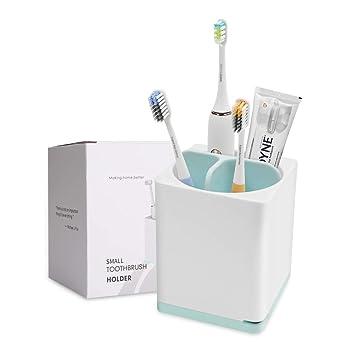Amazon.com: Soporte multifuncional para cepillo de dientes ...