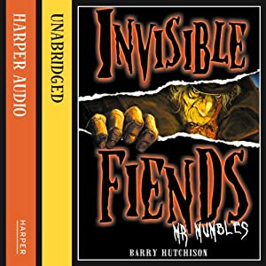 Invisible Fiends Audiobook