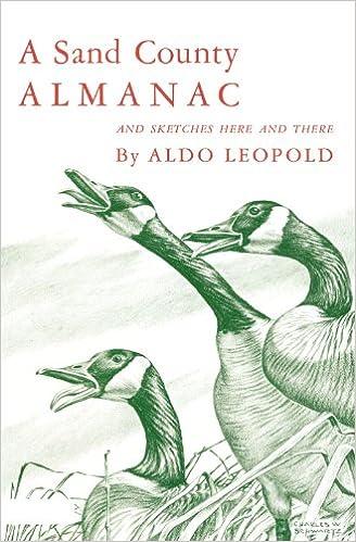 A Sand County Almanac book cover